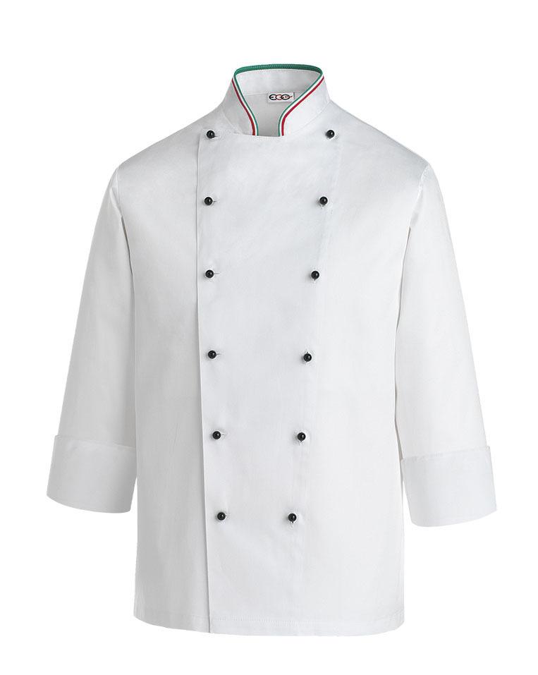 Chaqueta cocina security italy uniformes de trabajo baratos for Uniformes de cocina precios